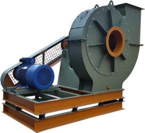 یک از مدل های فن سانتریفیوژ